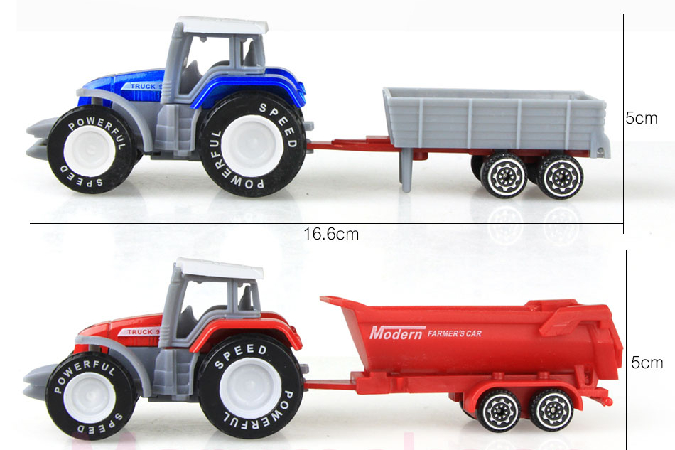 Kids' Colorful Plastic Truck Toy