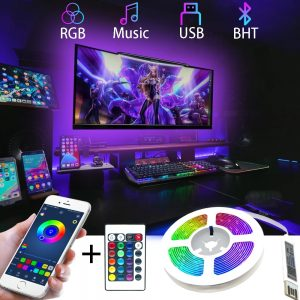 LED Light bluetooth strip Remotely operate